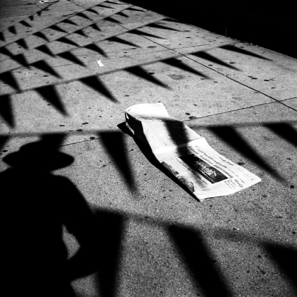 vivian maier shadows
