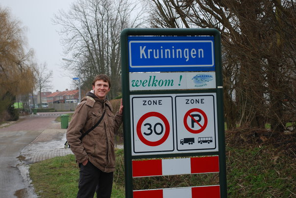 b in kruiningen, february 2010